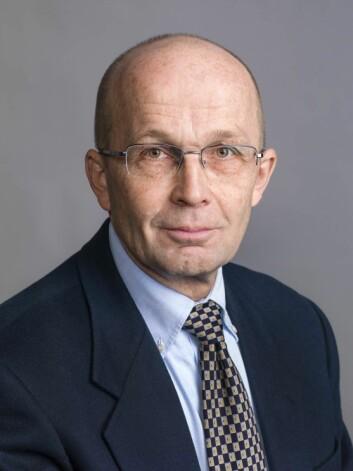 Sven Holtsmark, forsker ved Institutt for forsvarsstudier.  (Foto: Institutt for forsvarsstudier)