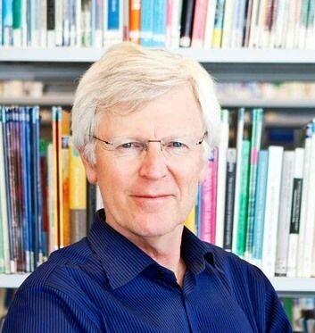 Helge Ole Bergesen, førsteamanuensis ved Universitetet i Stavanger.  (Foto: UiS)