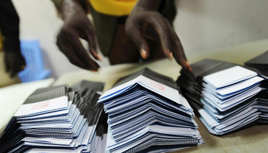 Arbeiderpartiet i Norge ville være med på å fremme den demokratiske utviklingen i Sør-Sudan. Men borgerkrigen der har både utviklingen og prosjektet stanset opp.  (Foto. UN Photo)