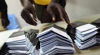 Vil ha mer støtte til demokrati i utviklingsland