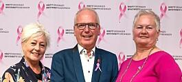 Rosa sløyfe-millioner til forskning på akupunktur