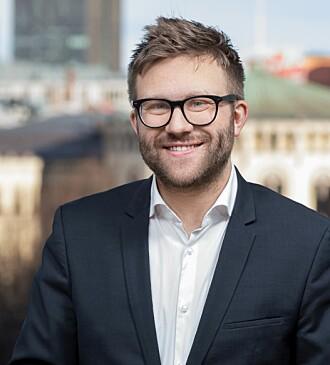 – Et viktig tema i avtalen er bestemmelsen om handel og bærekraftig skogforvaltning, hvor partene blant annet forplikter seg til å bekjempe ulovlig hogst, sier stortingsrepresentant for Høyre, Stefan Heggelund. (Foto: Hans Kristian Thorbjørnsen/ Høyre)