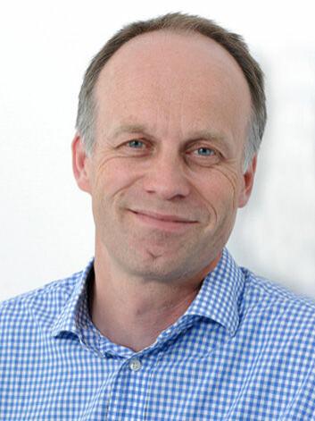 Ludvig M. Sollid. (Foto: UiO)