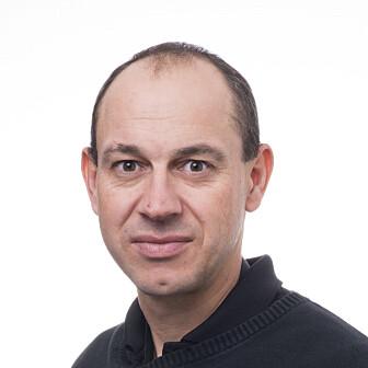 Bjarne Rud er førsteamanuensis ved Norges idrettshøgskole. (Foto: NIH)