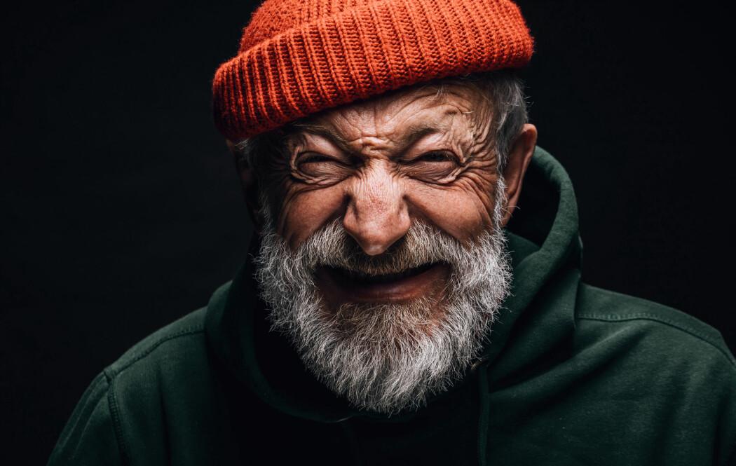 Folk som har troa på at ting ordner seg, lever lenger enn de som tipper det går ad undas. (Illustrasjonsfoto: UfaBizPhoto / Shutterstock / NTB scanpix)