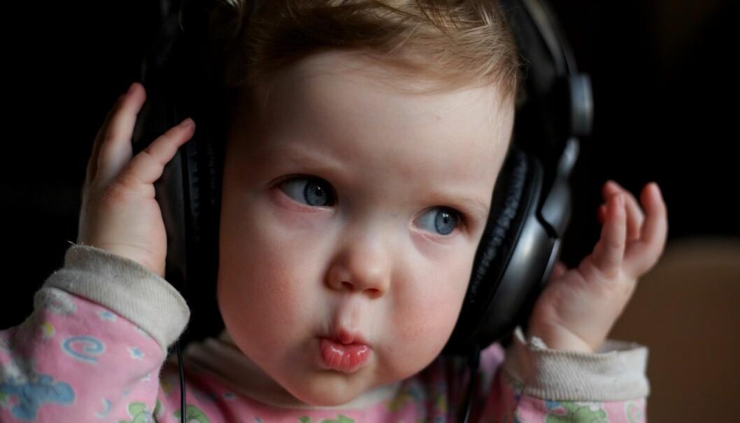 Kanskje du elsker musikk. Eller ikke? (Illustrasjonsfoto: Colourbox)