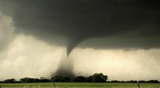 Tornadoene kommer tettere