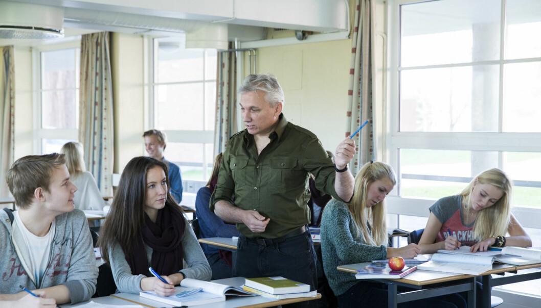 Vi må fokusere mer på hvilke elever det er som sliter på skolen, ikke hva slags kjønn de er, mener forsker Elin Borg.  (Foto: Scanpix, Berit Roald)