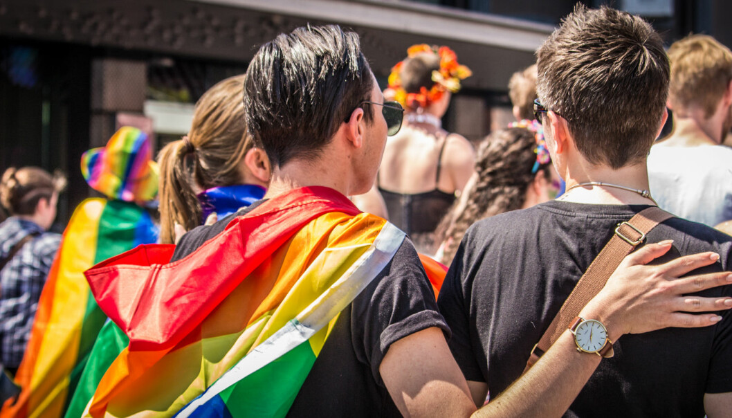 Det er ingen selvfølge å være åpent homofil i alle deler av verden. (Illustrasjon: Katie Stevens Photography / Shutterstock / NTB scanpix)