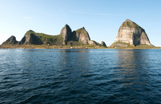 The Helgeland coast in Norway: pristine and well-preserved