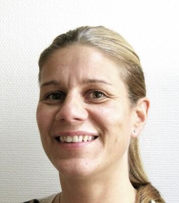 - Mellomledere må ofte forholde seg til kryssende interesser og ønsker, sier Hilde Hovda Midje, rådgiver i bedriftshelsetjenesten i Bærum kommune. (Foto: HBV)