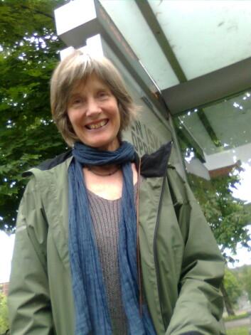 Hedda Giertsen, professor på Institutt for kriminologi og rettssosiologi ved UiO. (Foto: UiO)