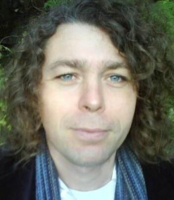 Lars Tuastad forsker på bruk av musikk i fengsel. (Foto: Privat)