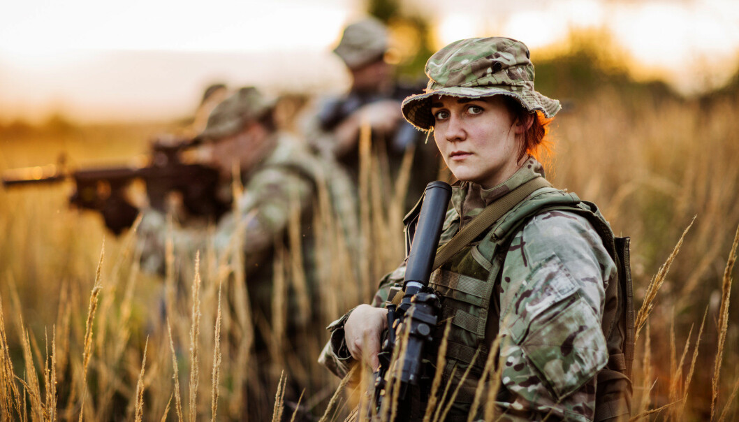 Are Europeans willing to do enough to defend themselves? Or are they relying too much on the US? (Photo: Shutterstock, NTB Scanpix)
