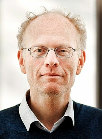 """What we're really looking for is an extension of the standard model,"" says Jens Oluf Andersen. (Photo: NTNU)"