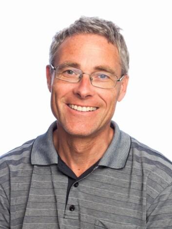 Professor Øystein Kravdal ved Økonomisk institutt  (Foto: Universitetet i Oslo)