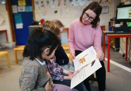 Perceived emotional support from the teacher is associated with higher achievement in reading