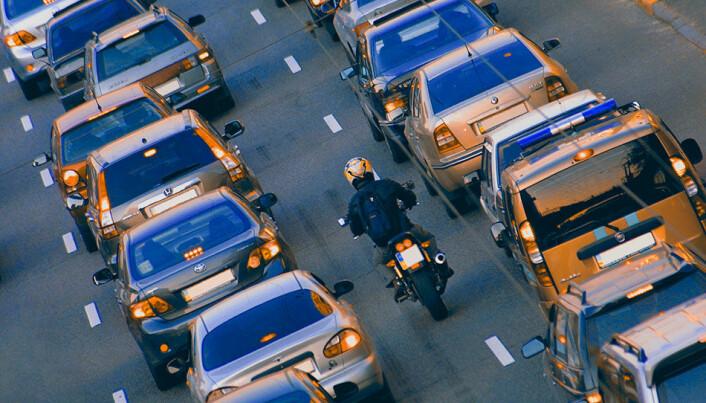 Slike programmer kan brukes til å styre trafikk -