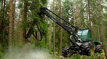 Transportdilemma for skogindustrien