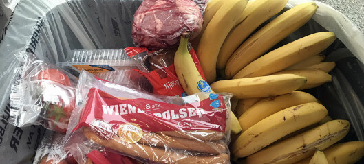 How stores can throw less food