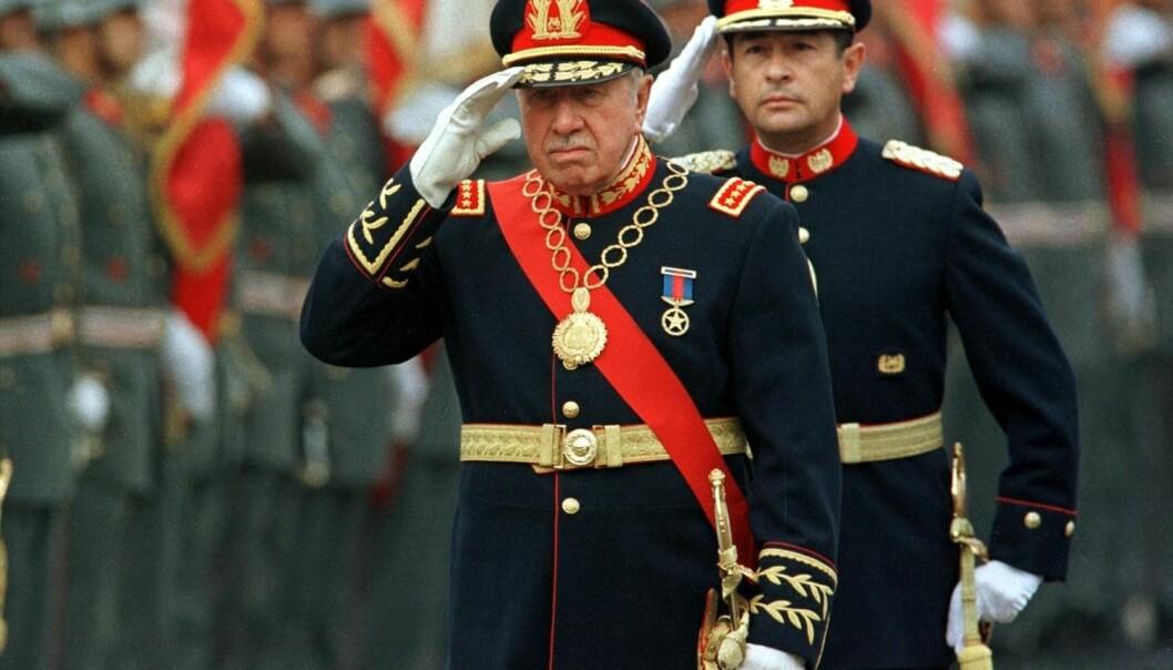 – Det skal mye til for at den økonomiske friheten er så viktig at den veier opp for den kraftige reduksjonen av politiske og sivile friheter i Chile under Augusto Pinochet, sier statsviter Tommy Knutsen (Foto: NTB Scanpix)