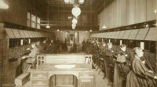 Multimedia: 1890: Revolusjon i kommunikasjon