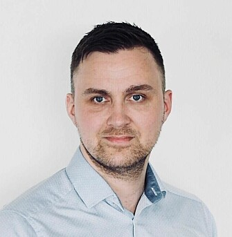Asbjørn Fagerlund from the Norwegian Centre for E-health Research has investigated the GP's use of digital health services via the portal Helsenorge.no. (Photo: Norwegian Centre for E-health Research)