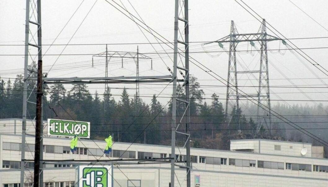 Sikkerhet blir stadig viktigere i møte med flere trusler om dataangrep mot kraftselskapene. (Foto: Jon Petter Evensen, Aftenposten / Scanpix)