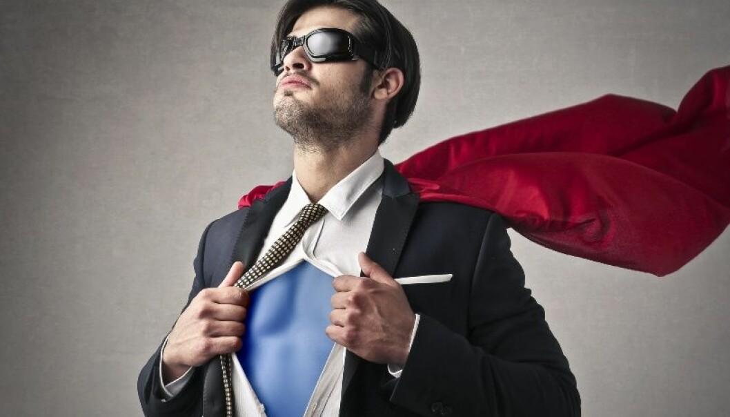Heltene blir populære og får bedre sjans hos det motsatte kjønn. (Foto: Microstock)