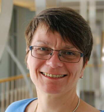 Gisela Böhm, professor ved Universitetet i Bergen. (Foto: Ingunn Halvorsen, UiB)