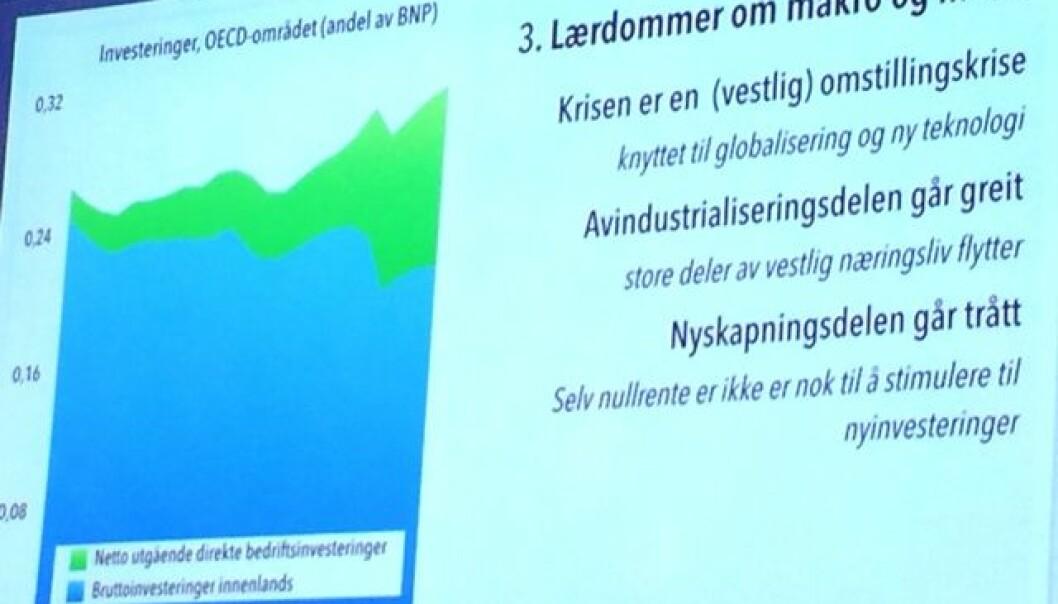 Dette kan sette fart på norsk økonomi