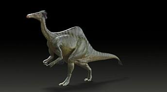 Dinosaurens armer ble oppdaget for 50 år siden, nå er resten funnet