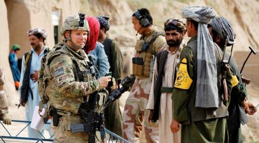 Overkjører afghanerne i oppbyggingen av landet
