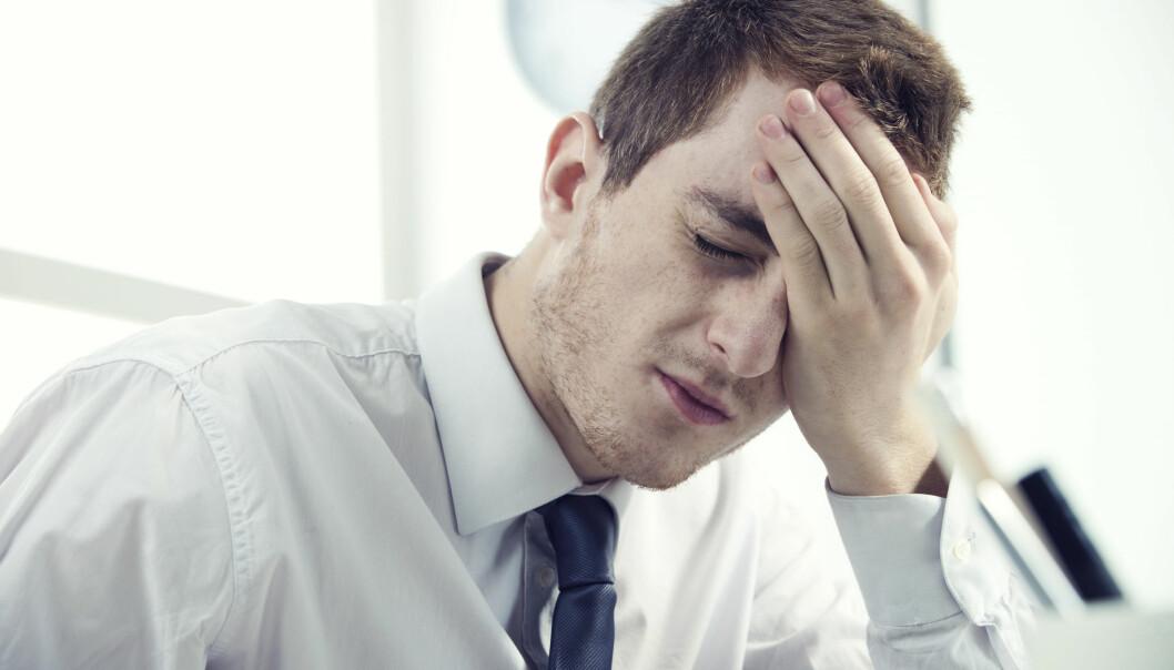 Man kjenner fortsatt ikke mekanismene som utløser migrene. (Foto: Microstock)