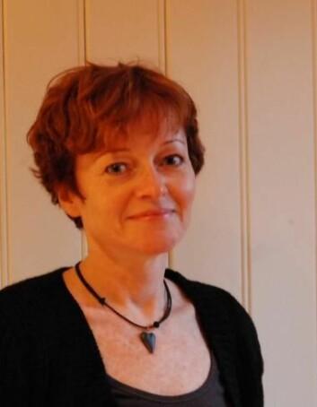 Ann Karin Sandal, høyskolelektor ved Høgskulen i Sogn og Fjordane.  (Foto: HiSF)