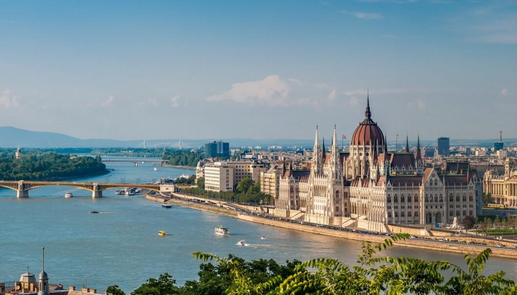 Ungarn er et av landene i Sentral-Europa som vokser raskt. Hovedstaden Budapest har mye å si for den økonomiske utviklingen i regionen.  (Foto: Microstock)