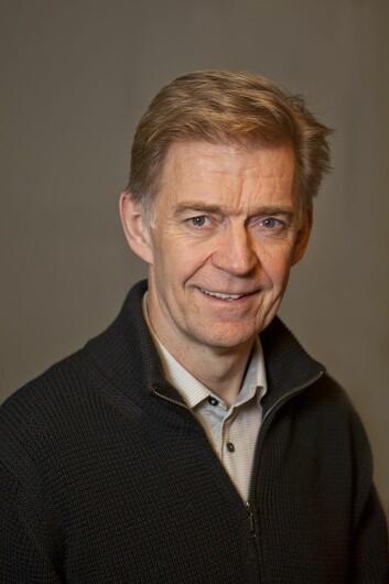 Ole Johnny Olsen, sosiolog ved Universitetet i Bergen. Har blant annet forsket på yrkesfagenes status og endring gjennom tidene.  (Foto: UiB)