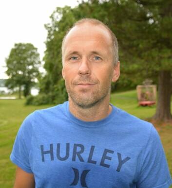 Terje Dalen, høgskolelektor i kroppsøving ved Høgskolen i Nord-Trøndelag. (Foto: HiNT)