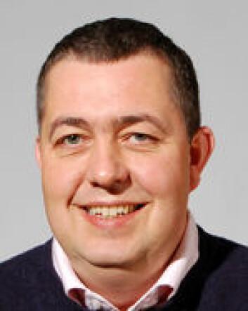 Rolf Andersen, forsker i Fafo.  (Foto: Fafo)