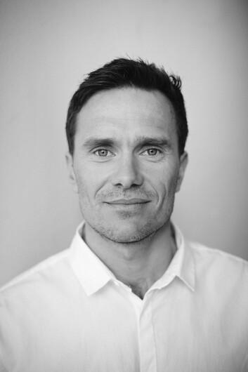 Anders Meland. (Foto: Einar Aslaksen)