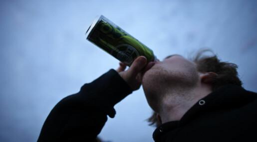 Færre stordrikkere blant unge