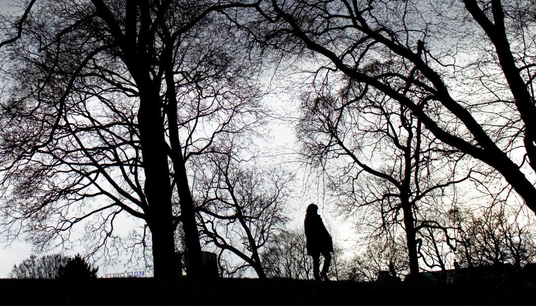 I enkelte innvandrergrupper er psykiske plager langt mer utbredt enn i majoritetsbefolkningen. (Illustrasjonsfoto: Sara Johannessen, NTB scanpix)