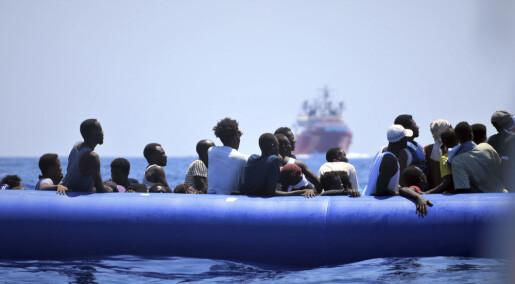 Undersøkelse viser hvorfor mange flykter over Middelhavet