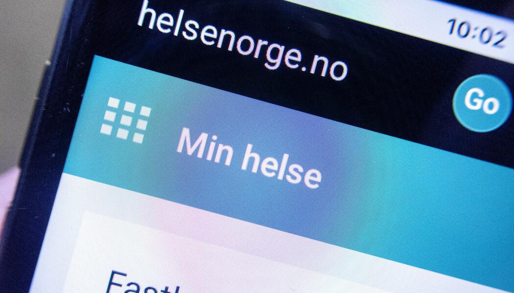 De minste kommunene hadde i fjor klart flest fastleger i forhold til innbyggertallet. (Foto: Gorm Kallestad, NTB scanpix)