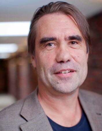 Axel West Pedersen mener vi nordmenn har et bilde av oss selv av at arv ikke betyr så mye i samfunnet. Nå viser det seg at det faktisk er en betydelig del av de superrike som også er arvinger.  (Foto: (Fot: ISF))