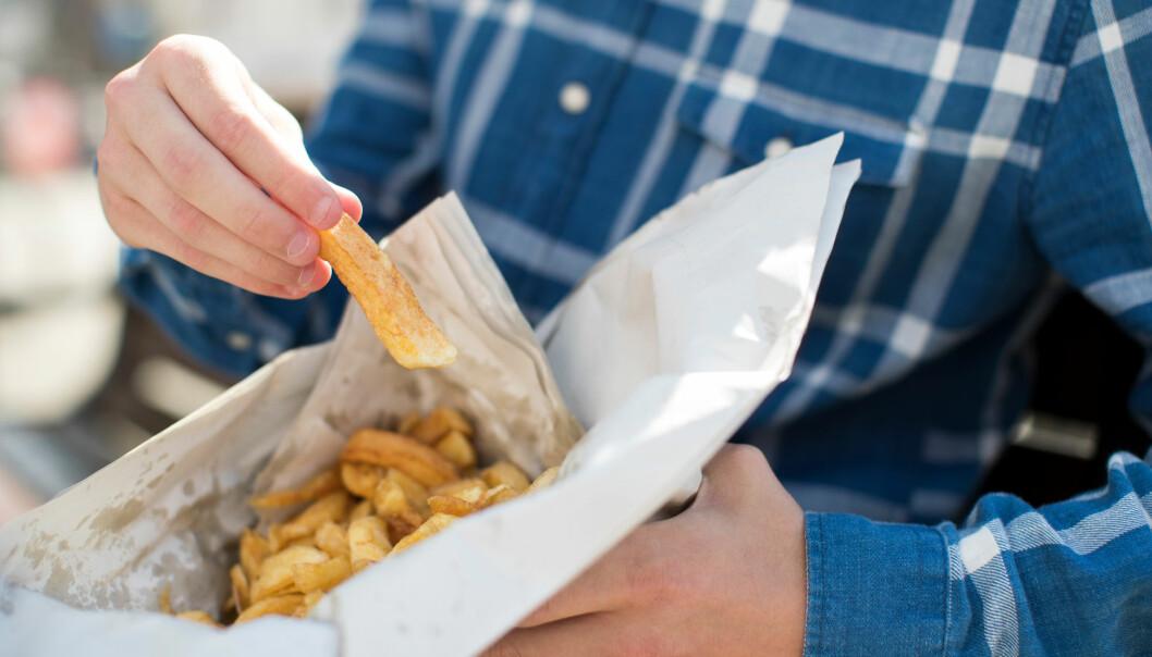 Guttens kosthold bestod i stor grad av chips og potetgull. (Illustrasjonsfoto: Daisy Daisy / Shutterstock / NTB scanpix)