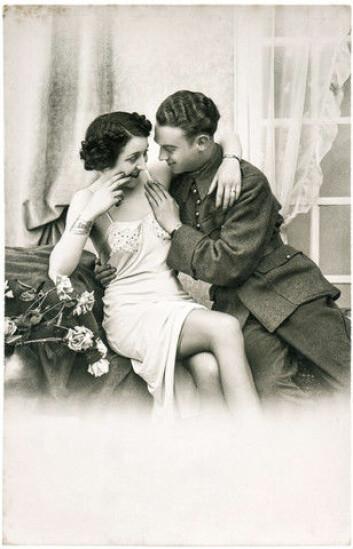 Seksualiteten skulle dessuten være samfunnsnyttig, altså at den hadde sin funksjon som reproduksjon og for å holde ekteskapet lykkelig.  (Foto: Colourbox)