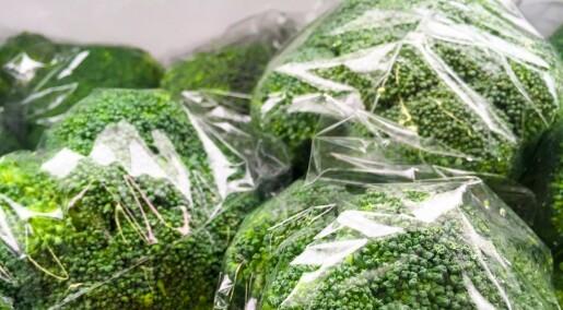 Ny forskning skal redusere både plast og matsvinn i butikken