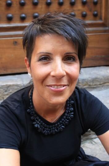 – Det er mange fordommer mot motefaget spansk, sier Debora Carrai, som underviser i fremmedspråk- og spanskdidaktikk ved Institutt for lærerutdanning og skoleforskning, UiO. (Foto: privat)