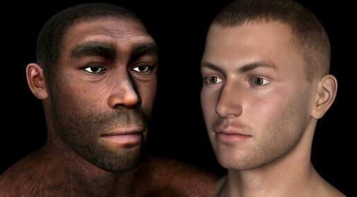Spør en forsker: Er vi helt sikre på at mennesket stammer fra apene?
